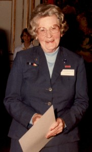The Hon. Beryl Cozens-Hardy (1911-2011)