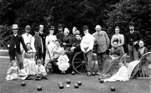 The Cozens-Hardy Diamond Wedding 1890