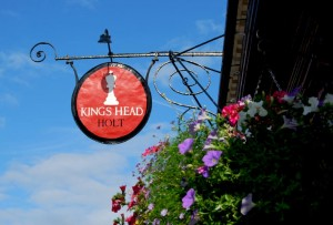 The King's Head, Holt