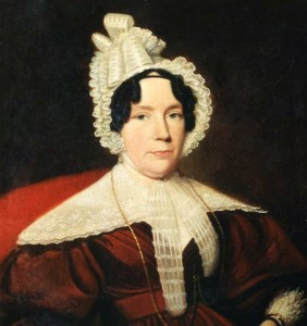The diarist's daughter Mary Ann Cozens